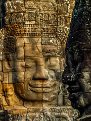 patrickrancoule-444 (Patrick RANCOULE) Tags: angkor angkorwat bouddha cambodge cambodia architecture bouddhisme sculptures temple visage