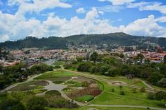 """Vue des ruines de Pumapungo sur le jardin du site • <a style=""""font-size:0.8em;"""" href=""""http://www.flickr.com/photos/113766675@N07/15250219574/"""" target=""""_blank"""">View on Flickr</a>"""