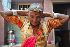 she woke up like this (Shreyans Bhansali) Tags: portrait woman india fashion style jewelry indians jodhpur rajasthani