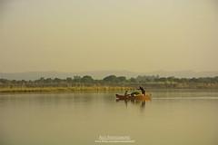 boat (Ali's Photograpy) Tags: pakistan river landscape boat fisherman dusk ali punjab jhelumriver jhelum beayty beaytifull nogran alisphotography naugran nougran