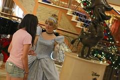 Disney Princess meet-and-greet, Disney Dream cruise ship (insidethemagic) Tags: christmas cruise ariel ship princess disney belle cinderella snowwhite beautyandthebeast thelittlemermaid meetandgreet disneydream