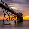 Selsey Lifeboat Station (Warren Brendan McCann) Tags: longexposure sea sunrise canon sussex lifeboat canoneos50d leefilters selseylifeboatstation bigstopper canonefs10mm22mmf3545usm