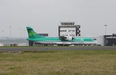EI-FCZ (aitch tee) Tags: aircraft aerlingus atr72 cardiffairport scheduledservice stobartair namedaircraft eifcz stseanan
