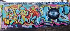 La Rochelle, graffiti Le Gabut (thierry llansades) Tags: graffiti la hare c graf atlantic 17 graff larochelle mur charente poitou atlantique graffs grafs saintonge charentesmaritime charentes charentemaritime aytré poitoucharentes lapallice aunis aytre gabut rompsay saugabutle