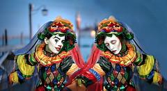 Carnevale (Zz manipulation) Tags: people art lucca carnevale venezia maschere ambrosioni zzmanipulation