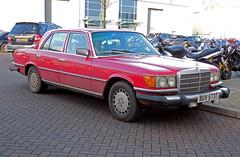 1979 Mercedes 300SD (Spottedlaurel) Tags: mercedes 1979 sclass 300sd