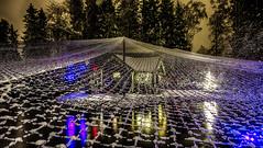 13.12.2014   Lauantaiaamu. Lumisade  Saturdaymorning. Snowfall   Turku bo Finland (rkp11) Tags: park morning schnee winter snow suomi finland vinter december turku hiver nieve nevada saturday christmastree christmaslights neve invierno neige dezember snowfall lumi inverno talvi zima dicembre  sn hdr diciembre dcembre nieg nevicata joulukuusi 2014 bo 12 schneefall    aamu  jouluvalot joulukuu  grudzie lauantai    12 snfall kupittaanpuisto  chutedeneige   southwestfinland  hdrefexpro2 lightroom5 kuppispark opadyniegu 13122014 limisade