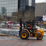 JCB - Dismantling Winter Skate - Centenary Square thumbnail