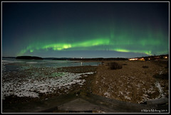 Northern Lights January 2015 (mmoborg) Tags: sweden sverige northernlights auroraborealis norrsken northernlight mmoborg