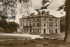 Springwood House The home of Sir George Douglas of The Black Douglas'