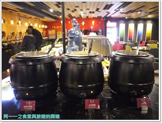 北海岸萬里野柳泊逸渡假酒店buffet吃到飽漁人廚房聚餐image028