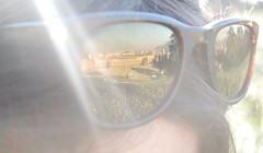 italy sun reflection sunglasses florence italia tuscany firenze toscana sole boboli occhiali riflesso