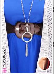 5th Avenue Silver Necklace K2 P2220A-2
