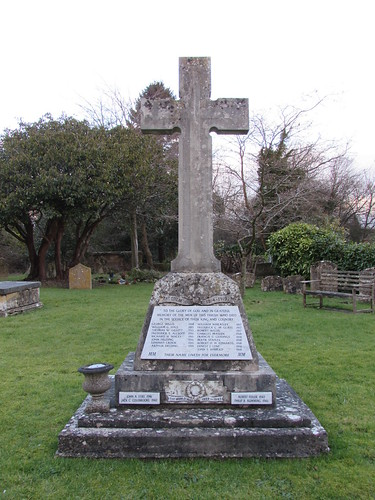 Urchfont: War Memorial (Wiltshire)