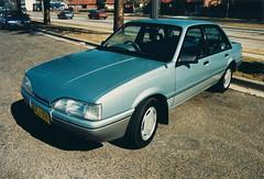 Holden Camira JE SLE (jeremyg3030) Tags: cars car j gm cavalier sle je holden vauxhall camira jcar