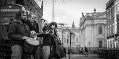That's Entertainment (Knottydread42) Tags: street cambridge music busking straws clutching entertainers
