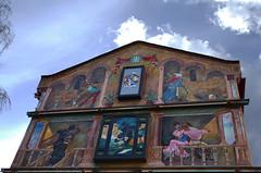 P1010278b - Frankfurt, Nordend (JB Fotofan) Tags: facade lumix mural frankfurt himmel haus panasonic bornheim wandbild fassade hauswand gemälde fz1000