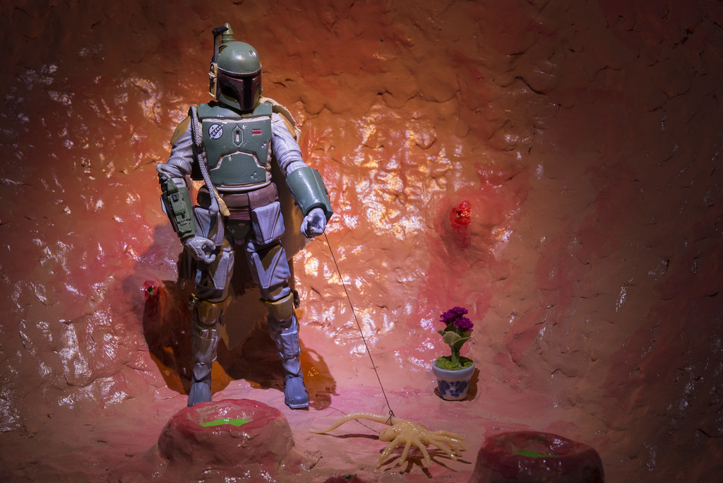 The World's Best Photos of bobafett and greatpitofcarkoon