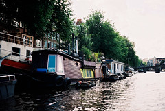 Amsterdam (Anders Hoft) Tags: old holland film netherlands amsterdam architecture train 35mm canon buildings dead 50mm europe shot ae1 travellers adventure backpacking program 24mm traveling aint interrail anders audun discover fd backpackers 2014 eurail hoft bratlie