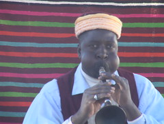 Trumpet Player Djerba