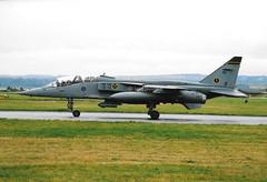 (scobie56) Tags: fife saints jaguar raf leuchars squadron the 16r
