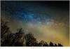 Sterren panorama (nandOOnline) Tags: sky night star bomen nacht nederland natuur peel avond constellation melkweg limburg landschap ster sterren sterrenbeeld grootepeel nevels ospel lichtvervuiling depelen