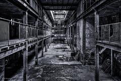 Union Werkzeugmaschinen (ceekay.photography@gmail.com) Tags: canon eos union hdr chemnitz lightroom werkzeug lostplaces schwarzweis 60d urbanplaces