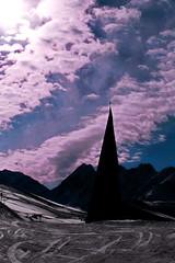 Kuehtai Kapelle (mario.andraschko) Tags: blue schnee winter sky mountain snow alps austria tirol sterreich skiing himmel berge alpen blau khtai 2015 gebierge andraschko