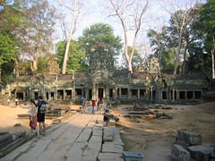 Preah Khan Temple Siem Reap