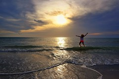 Nothing too cliché for my little one (Dan Haug) Tags: marchbreak 2015 vacation stpetersburg 1024 florida fujifilm xt1 fuji explore explored