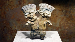 Tlatilco twin-headed figure