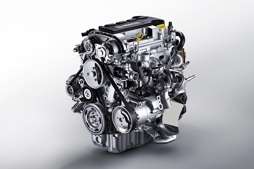 Opel Corsa: 1.4 Turbo