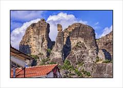 Pilares monolticos de Meteora / Monolithic Pillars of Meteora (eserrano13) Tags: rocks greece grecia rocas monoliths meteora monolitos