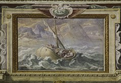 Sea Sunday (Lawrence OP) Tags: sea storm vatican museum christ jesus saints apostles seasunday