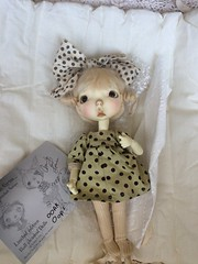 Marbled Halls Connie Lowe Oops (hawkinsfam8) Tags: doll halls oops bjd connie resin marbled lowe