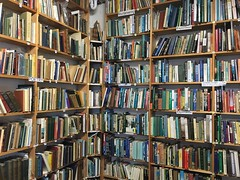 200 - Something to read? (md93) Tags: shop books secondhand shelves 366 bookshopwigtownscotlandsbooktown