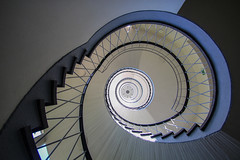 D (Elbmaedchen) Tags: staircase bremen escaleras escaliers treppenhaus treppenauge verwaltungsschule doventor