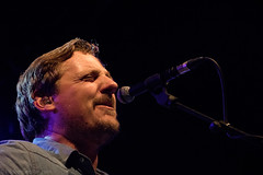 Sturgill Simpson-60 (redrospective) Tags: people music london closeup musicians concert live gig perspective microphone mic instruments eyesclosed micstand musicphotography o2shepherdsbush sturgillsimpson 20160715