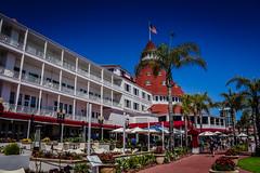 Hotel del Coronado - Coronado CA (mbell1975) Tags: california ca usa beach del america island hotel us san unitedstates sandiego diego calif historic cal american coronado