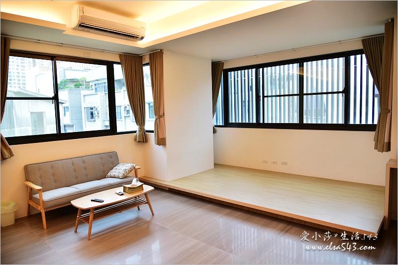 【台南住宿】安平旅居@巷弄裡獨棟獨院,寬敞舒適的優質民宿~
