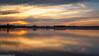 Wigg Island (25 of 1) (andyyoung37) Tags: uk sunset england reflections cheshire unitedkingdom gb stmaryschurch runcorn rivermersey runcornbridge