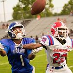 DHS High School VFB vs HS 8-13-16