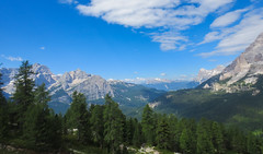 Val d'Ampezzo (sgl0jd) Tags: dolomites dolomiti italy italia tirol mountains viaferrata mountaineering lakegarda lagodigarda cortinadampezzo corvarainbadia scrambling climbing