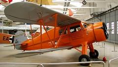 Waco YKS-6 in Oberschleissheim (J.Com) Tags: waco yks6 nc16512 deutsches museum flugwerft schleissheim oberschleissheim munich germany deutschland aircraft aviation air