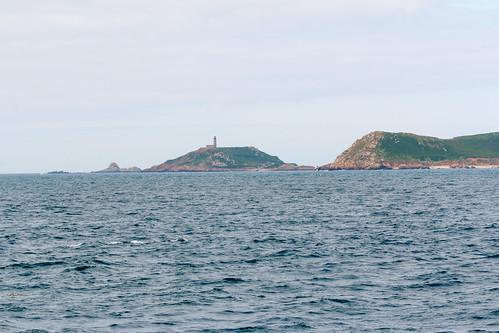 L'île aux Moines et l'île Bono, Archipel des Sept-Îles