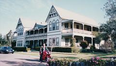 Hunter Valley stay (PM Clark) Tags: canon film camera ixus vfr honda hunter valley nsw wine vineyard australia