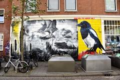 Mural Boomgaardsstraat Rotterdam (FaceMePLS) Tags: rotterdam nederland thenetherlands facemepls nikond5500 straatkunst streetart kunst graffiti painting tekening muurkunst muurtafereel tafereel samwillyoumarryme