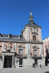 Old City hall of Madrid (Buster&Bubby) Tags: madrid spain culinarytour culinarytourofmadrid oldcityhall