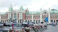 Novosibirsk. August 2016 (nikolasrybin) Tags: museum russia august summer siberia traveling novosibirsk urban street 2016 architecture olympus pen epl3