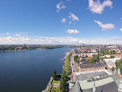 Stockholm city hall panorama DA 15mm B (Jonathan_in_Madrid) Tags: pentaxk3 2016 da15mmf4limited stockholm sweden stitchedpanorama
